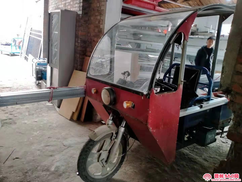 个人出售汽油150大机子三轮一辆