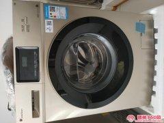 全新小天鹅滚筒洗衣机,售后安装特处理一台